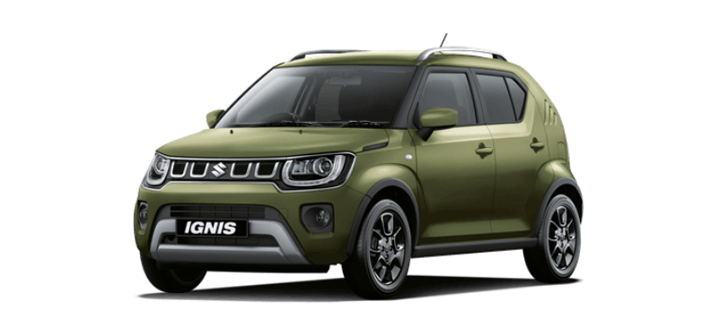 SUZUKI IGNIS 1.2 Dualjet 12V Hybrid SZ-T 5dr