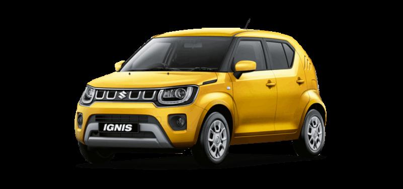 SUZUKI IGNIS 1.2 Dualjet 12V Hybrid SZ-T 5dr CVT
