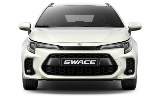 Suzuki to Launch the New Swace - Estate Hybrid Car