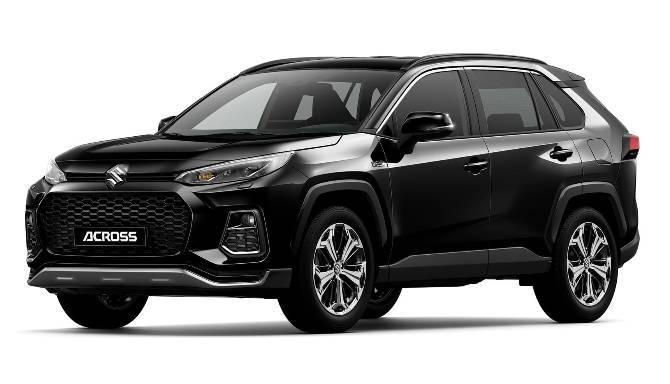 Suzuki ACross Black