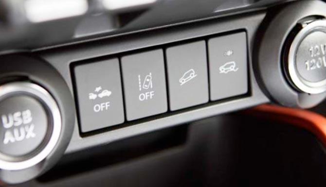 Suzuki Ignis AllGrip 4 Wheel Drive