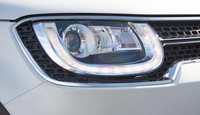 Suzuki Ignis Daytime Running LEDs