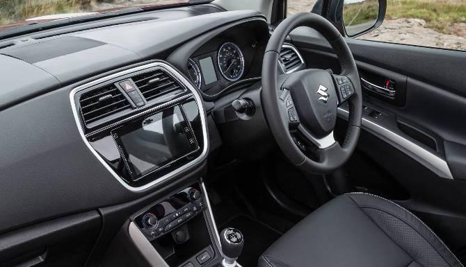 Suzuki SX4 S-Cross Interior