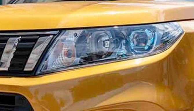 Suzuki Vitara LED Headlamps