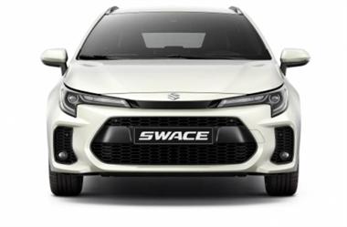 Suzuki to Launch the New Swace - Estate Hybrid Car