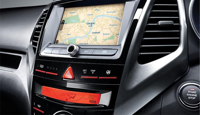 Tivoli XLV GPS