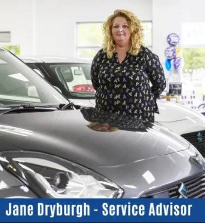 Jane Dryburgh