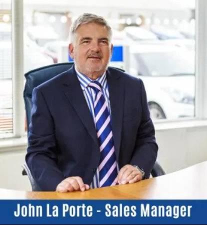 John La Porte